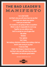 The Bad Leader's Manifesto.png