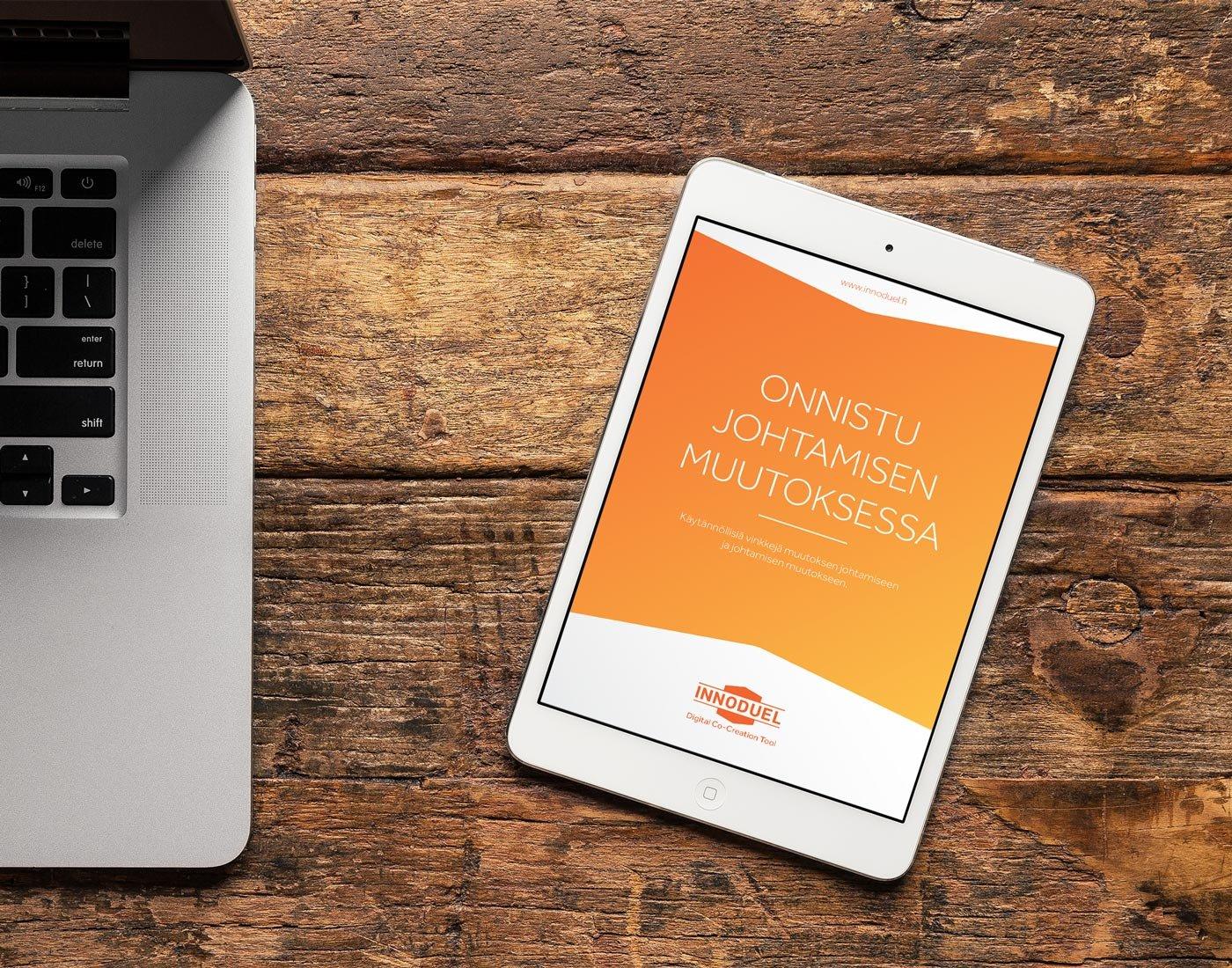 Onnistu johtamisen muutoksessa eBook | Innoduel